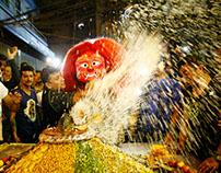 Indra Festival in Nepal