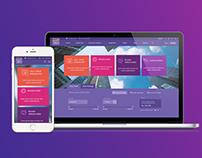 Design Mockup for AEON