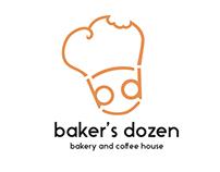 Baker's Dozen Branding Campaign