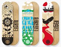 Karma Skateboards 2014-2016