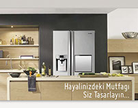 Samsung Dream Kitchen