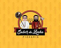 Sabor da Lenha | Branding