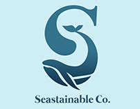 Seastainable Co. Logo