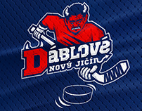 2 logos for the hockey club