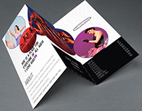Kirkland Dance Studio Direct Mail Piece
