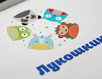 Lukoshkino kids shop