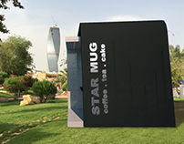 Star Mug Coffee Kiosk #1 , Riyadh - KSA