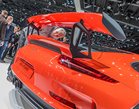 85th International Motor Show, Geneve 2015
