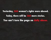 #WomensRightsMatter