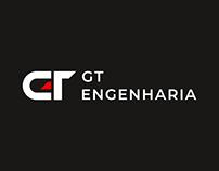 GT Engenharia - Logo & Identity System