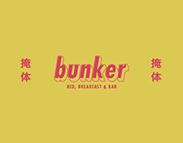 Bunker Bed Breakfast Bar
