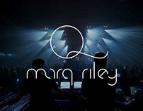 Marq Riley Visual Identity