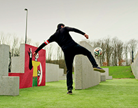 Coca-Cola World Cup Trophy Tour - Netherlands