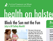 Newsletter - Little Company of Mary Hospital