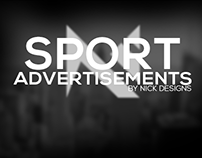Sports Posters/Ads