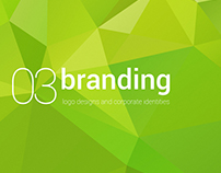 03 Logo Design | Corporate Identities