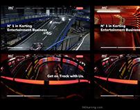 360 karting web site
