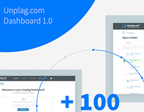 Unplag Dashboard 1.0