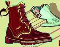 Shoe Design: The Constructivist Constructor Martens