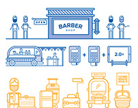 YOCO Customer Journey infographic