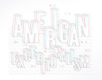 Stephen Colbert: American Exceptionalism Phantograms