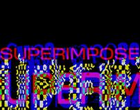 SUPERIMPOSE - Logo Variations Video