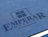Logo - Emporer Marbles