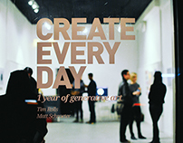 Create Every Day: 1 Year of Generative Art