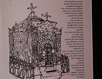 Página de fanzine Lygia Ilustrada