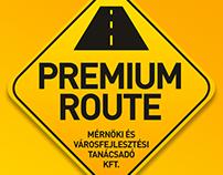 Premium Route – brand design