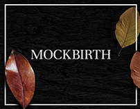 Mockbirth EP cover