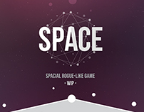 SPACE - Game Art Project