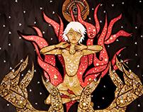 Burning Goddess