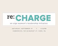 re:Charge Promotional Graphic