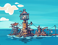 Flotsam - Environment Art