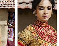 INDIANWEAR SHOOT IN BHUJ