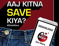 Aaj Kitna Save Kiya