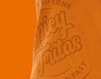 Spicy fritas