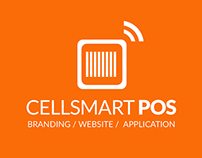 CellSmart POS Branding / Website / Application
