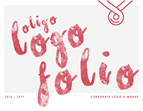 Logofolio / Logo & Marks / 2016 - 2017