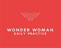 Daily Practice - WW flat design
