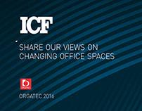 ICF - Comunicazione aziendale - Orgatec 2016