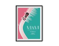 Mahindra Racing, Formula E Season 1 posters
