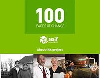 SAIF 100 Site