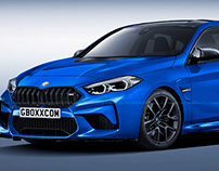 2020 BMW M2 Gran Coupe