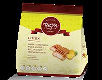 Terepin Cookies Packaging - Anteproyecto