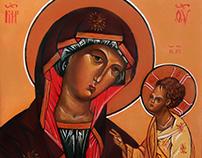 Икона Пресвятая Богородица   Icon