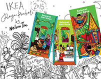 IKEA Raya Packets 2015 X Nelson Tse