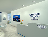 Grohe Showroom