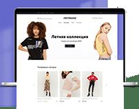#MYBRAND — online clothing store
